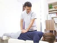 宇治市 杉田鍼灸整骨院の施術