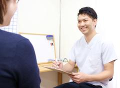 宇治市 杉田鍼灸整骨院の問診